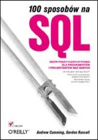 100 sposobów na SQL - Andrew Cumming - ebook