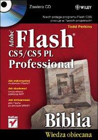 Adobe Flash CS5/CS5 PL Professional. Biblia - Todd Perkins - ebook