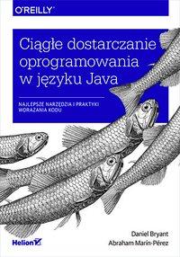 Ciągłe dostarczanie oprogramowania w języku Java. Najlepsze narzędzia i praktyki wdrażania kodu - Daniel Bryant - ebook