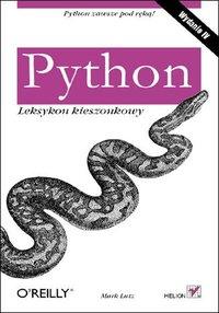 Python. Leksykon kieszonkowy. Wydanie IV - Mark Lutz - ebook