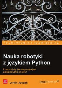 Nauka robotyki z językiem Python - Lentin Joseph - ebook