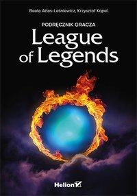 Nieoficjalny podręcznik gracza League of Legends - Beata Atłas-Leśniewicz - ebook