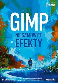 GIMP. Niesamowite efekty - Błażej Witkowski - ebook