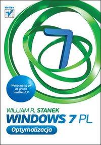 Windows 7 PL. Optymalizacja - William R. Stanek - ebook