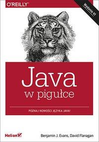 Java w pigułce. Wydanie VI - Benjamin J Evans - ebook