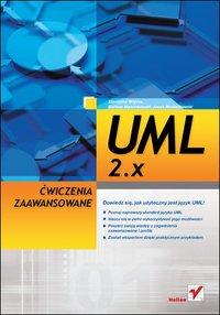 UML 2.x. Ćwiczenia zaawansowane - Stanisław Wrycza - ebook
