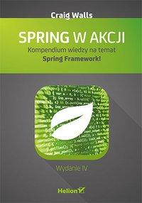 Spring w akcji. Wydanie IV - Craig Walls - ebook