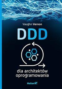 DDD dla architektów oprogramowania - Vaughn Vernon - ebook