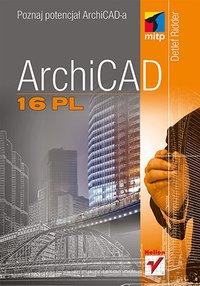 ArchiCAD 16 PL - Detlef Ridder - ebook