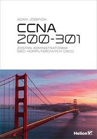 CCNA 200-301. Zostań administratorem sieci komputerowych Cisco - Adam Józefiok - ebook
