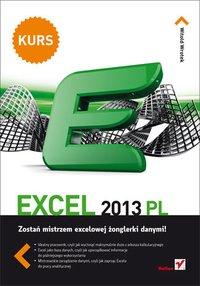 Excel 2013 PL. Kurs - Witold Wrotek - ebook