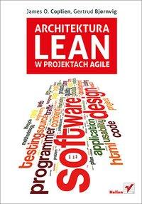Architektura Lean w projektach Agile - James O. Coplien - ebook