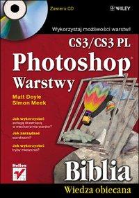 Photoshop CS3/CS3 PL. Warstwy. Biblia - Matt Doyle - ebook