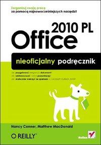 Office 2010 PL. Nieoficjalny podręcznik - Nancy Conner - ebook