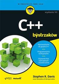 C++ dla bystrzaków. Wydanie VII - Stephen R. Davis - ebook