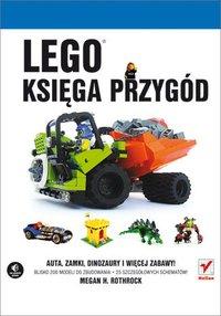 LEGO. Księga przygód - Megan H. Rothrock - ebook