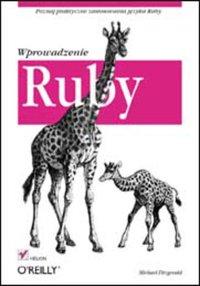 Ruby. Wprowadzenie - Michael Fitzgerald - ebook