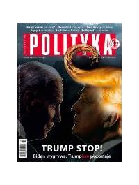 Polityka nr 46/2020 - Opracowanie zbiorowe - audiobook