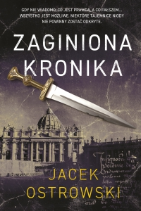 Zaginiona kronika - Jacek Ostrowski - ebook