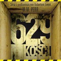 629 kości - M.M. Perr - audiobook
