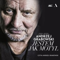 Andrzej Grabowski: Jestem jak motyl - Paweł Łęczuk - audiobook