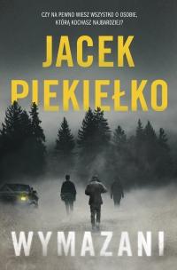 Wymazani - Jacek Piekiełko - audiobook