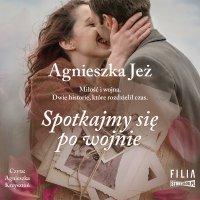 Spotkajmy się po wojnie - Agnieszka Jeż - audiobook