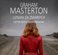 Uznani za zmarłych - Graham Masterton - audiobook