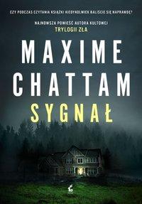 Sygnał - Maxime Chattam - ebook