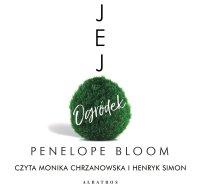 Jej ogródek - Penelope Bloom - audiobook
