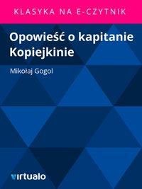 Opowieść o kapitanie Kopiejkinie