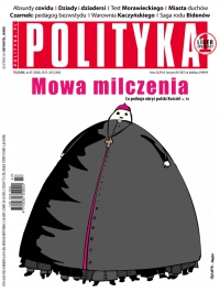 Polityka nr 47/2020 - Opracowanie zbiorowe - eprasa