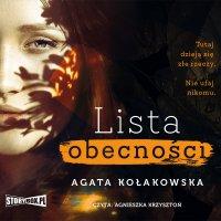 Lista obecności - Agata Kołakowska - audiobook