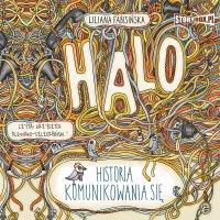 Halo. Historia komunikowania się - Liliana Fabisińska - audiobook