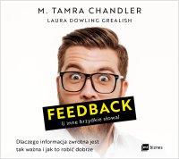 Feedback (i inne brzydkie słowa) - M. Tamra Chandler - audiobook