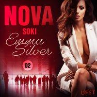 Nova 2: Soki - Erotic noir - Emma Silver - audiobook