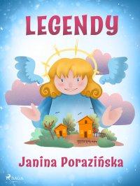 Legendy - Janina Porazinska - ebook
