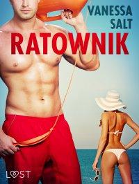 Ratownik - Vanessa Salt - ebook