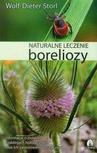Naturalne leczenie boreliozy - mgr Wolf-Dieter Storl - ebook