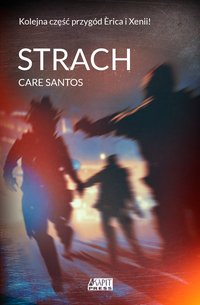 Strach - Care Santos - ebook