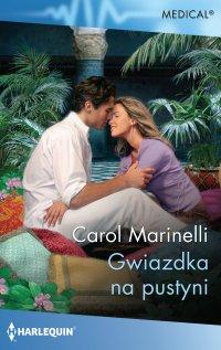 Gwiazdka na pustyni - Carol Marinelli - ebook
