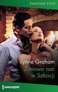 Zimowa noc w Szkocji - Lynne Graham - ebook