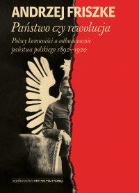 Państwo czy rewolucja - Andrzej  Friszke - ebook