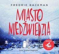 Miasto niedźwiedzia - Fredrik Backman - audiobook