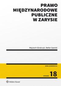 Prawo międzynarodowe publiczne w zarysie - Wojciech Góralczyk - ebook