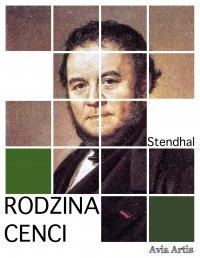 Rodzina Cenci - Stendhal - ebook
