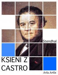 Ksieni z Castro - Stendhal - ebook