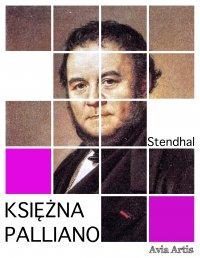 Księżna Palliano - Stendhal - ebook