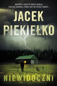 Niewidoczni - Jacek Piekiełko - audiobook