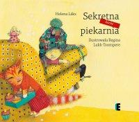 Sekretna kocia piekarnia - Helena Läks - ebook